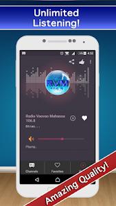 📻 Madagascar Radio FM AM Live screenshot 1