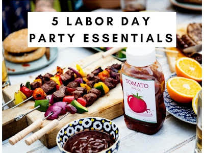 5 Labor Day Party Essentials