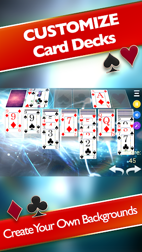 Solitaire 3D - Solitaire Game screenshots 10