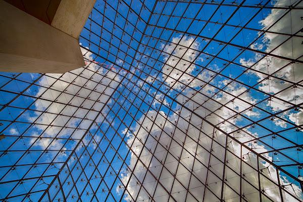La piramide del Louvre di wolfman1908
