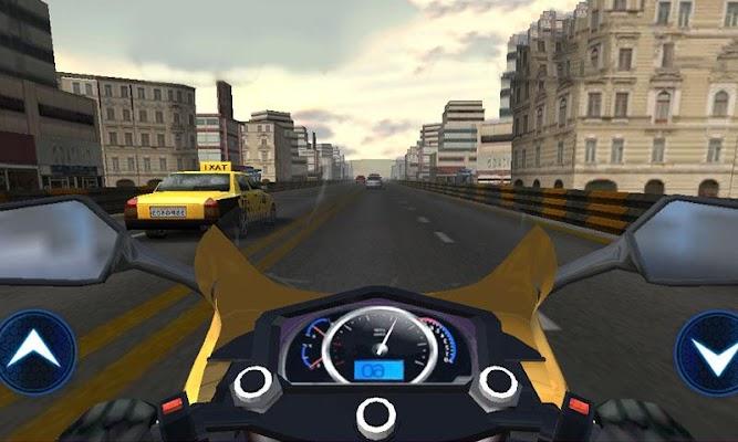 Moto Traffic Rider - screenshot