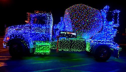 Christmas Truck by Rob Kovacs - Public Holidays Christmas (  )