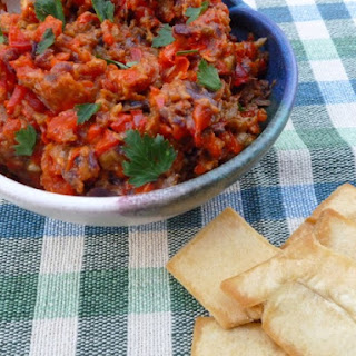 Ina Garten Roasted Eggplant Spread Recipe