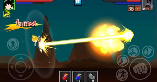 Stickman Battle : Super Dragon Shadow War 1.23 screenshots 3