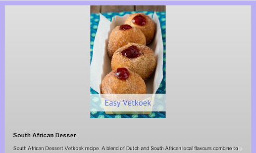 African food recipes android apps on google play african food recipes screenshot thumbnail forumfinder Gallery