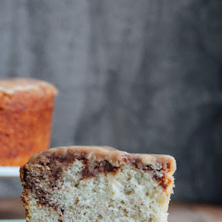 Chai Tea Cake with Brown Butter Chai Frosting