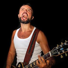 This is ROCK!!!! by Dmitriev Dmitry - People Musicians & Entertainers ( belarus, neurodubel, rock, misic, minsk )