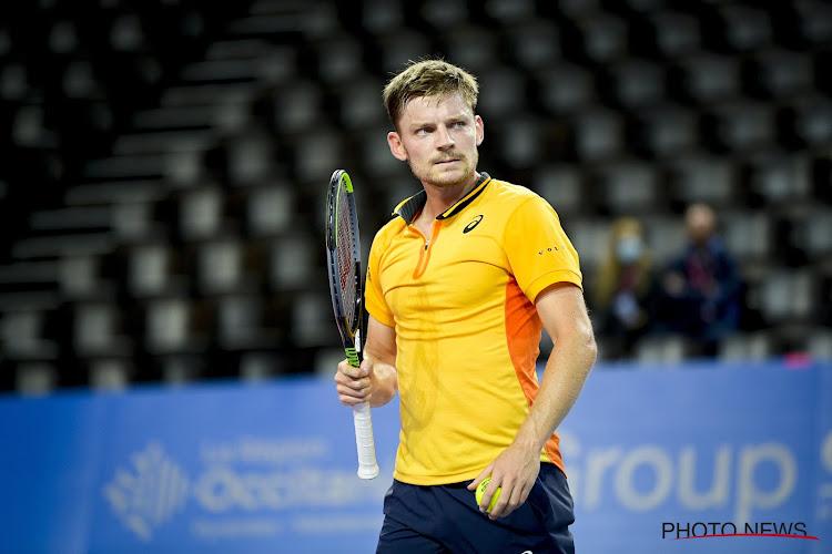 Goffin wint in Monaco en stoot door naar tweede ronde