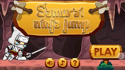 Samurai Ninja Run