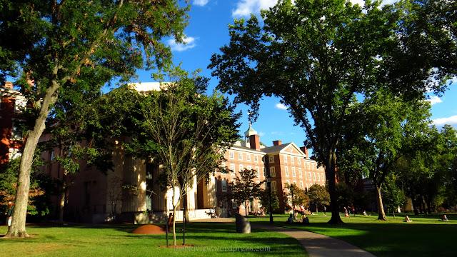 Brown University Main Green