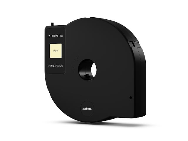 Zortrax Inventure Z-ULTRAT Plus Ivory Filament - 1.75mm (0.35kg)