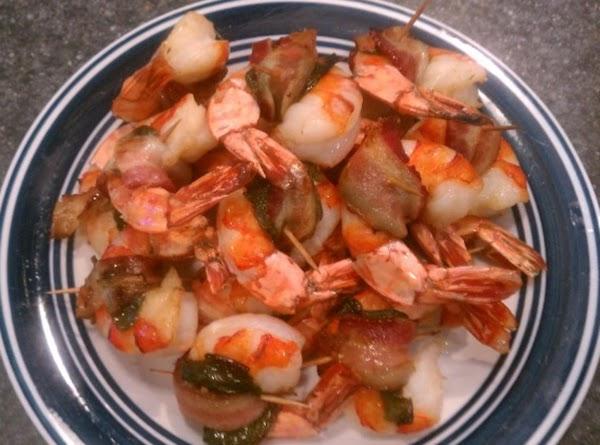 Bacon Wrapped Shrimp. Recipe