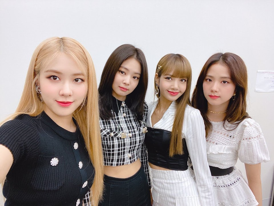 blackpink jisoo lisa jennie lisa