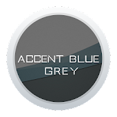 Accent Blue Grey Theme