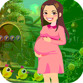 Best Escape Game 501 Pregnant Woman Rescue Game
