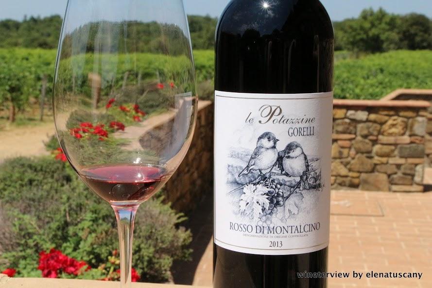 le potazzine, le potazzine rosso di montalcino, le potazzine montalcino , montalcino, vino montalcino, montalcino wine, red wine, red tuscan wine, vino toscana, sangiovese, sangiovese wine