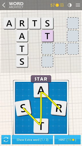 Word Architect - More than a crossword 1.0.2 screenshots 2