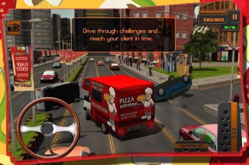 玩免費模擬APP|下載比薩凡送貨服務3D app不用錢|硬是要APP