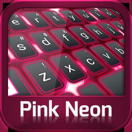 GO输入法粉色霓虹灯 個人化 App LOGO-APP試玩
