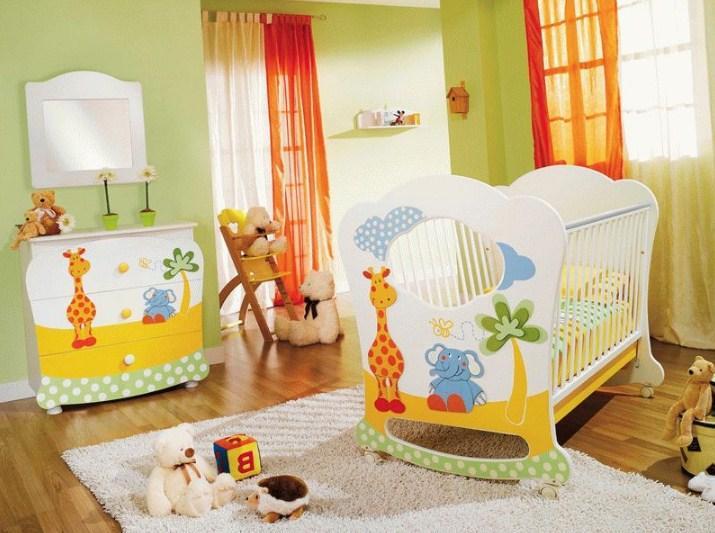 Baby Bedroom Designs Screenshot