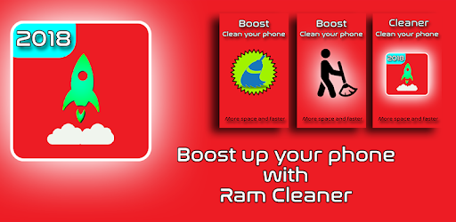 Ram Cleaner Speed Booster Auto Ram Cleaner Master on Windows PC