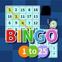 BINGO 1to25 icon