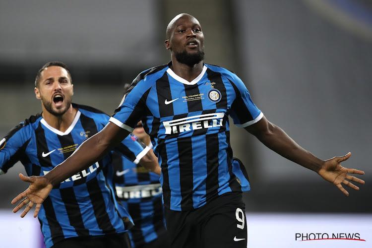 """Romelu Lukaku évoque sa relation particulière avec Antonio Conte : """"C'est un mentor, un père"""""""