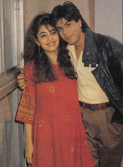 Uncommon & Unseen Photos Of Shah Rukh Khan & Gauri Khan5