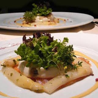 Asparagus Mousse.