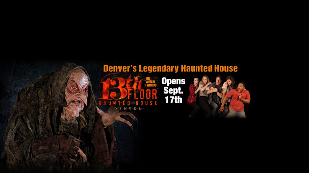13th floor haunted house google for 13th floor denver colorado