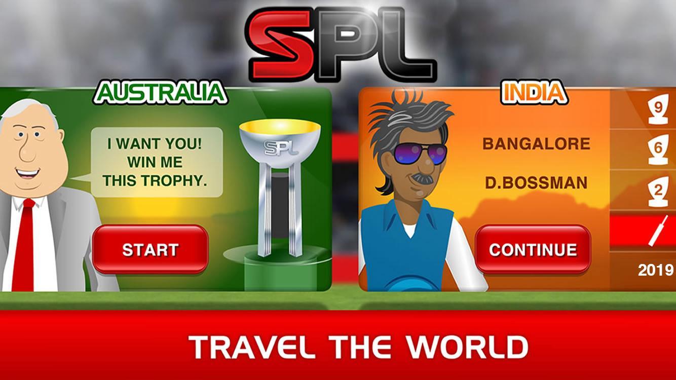 Stick Cricket Premier League screenshot #3