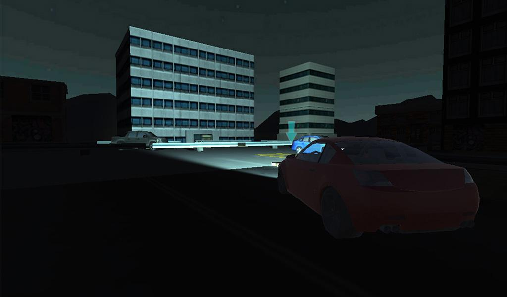 There is a timer in the game, which is used to record your time needed to park your car. The fastest time will be recorded, so that you may share your results with the rest of the world via leaderboards.