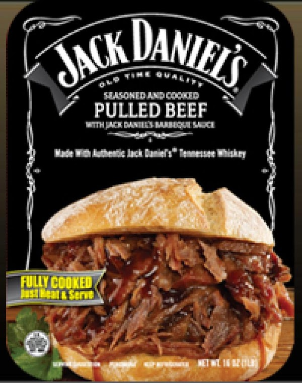 Cook Jack Daniels Pulled Beef packages. Follow heating instructions on the package. Allow to...