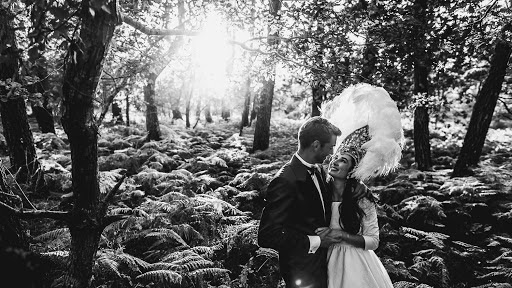 Wedding photographer Garderes Sylvain (garderesdohmen). Photo of 14.09.2016