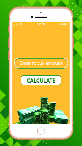 2020 Robux Calc Free Robux Counter Android App Download Latest