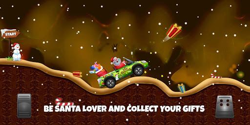Santa The Racing Game  captures d'écran 2