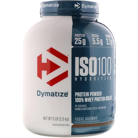 4. DYMATIZE NUTRITION ISO 100