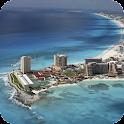 Cancun Mexico Live Wallpaper icon