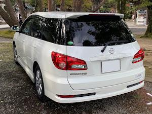 ウイングロード Y12 2012年式 15M V Limitedのカスタム事例画像 ruiruiさんの2019年10月20日10:55の投稿