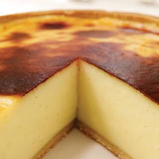Parisian Flan (French Custard Pie).