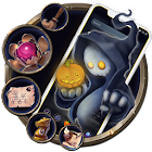 Cute Halloween Ghost Theme icon