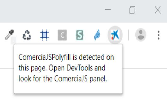 ComerciaJS DevTools