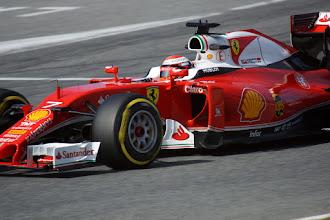 Photo: Kimi Raikkonen - Scuderia Ferrari