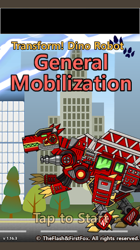 Transform Dino Robot - General Mobilization  screenshots 15