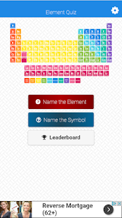 Periodic table element quiz android apps on google play periodic table element quiz screenshot thumbnail urtaz Images