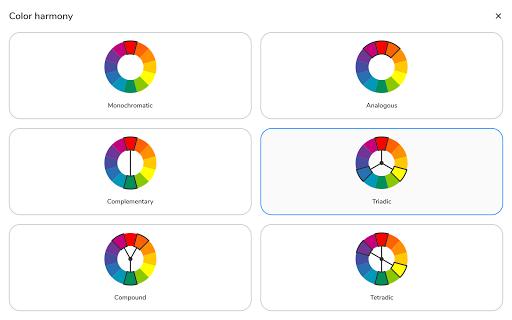 Pigments - Color Scheme Generator screenshots 14