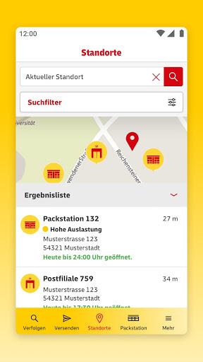 DHL Paket  screenshots 6