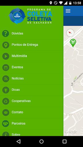 Coleta Seletiva Salvador screenshot 2