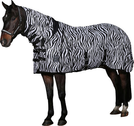 Horseguard Flugtäcke Zebra