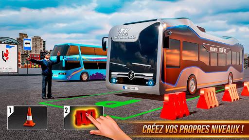 Télécharger extrême Autoroute autobus chauffeur apk mod screenshots 1